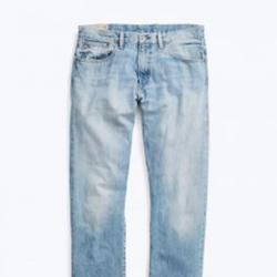 Hampton Straight-Fit Jean